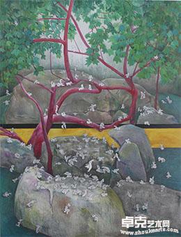 意域的风景——陈夏辉油画作品展