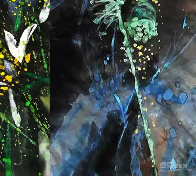 戴晓雁作品1 60×60cm
